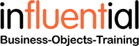 Influential Business-Objects-Training logo